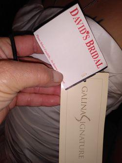 Galina Signature  Bridal Dress Size 2  Thumbnail