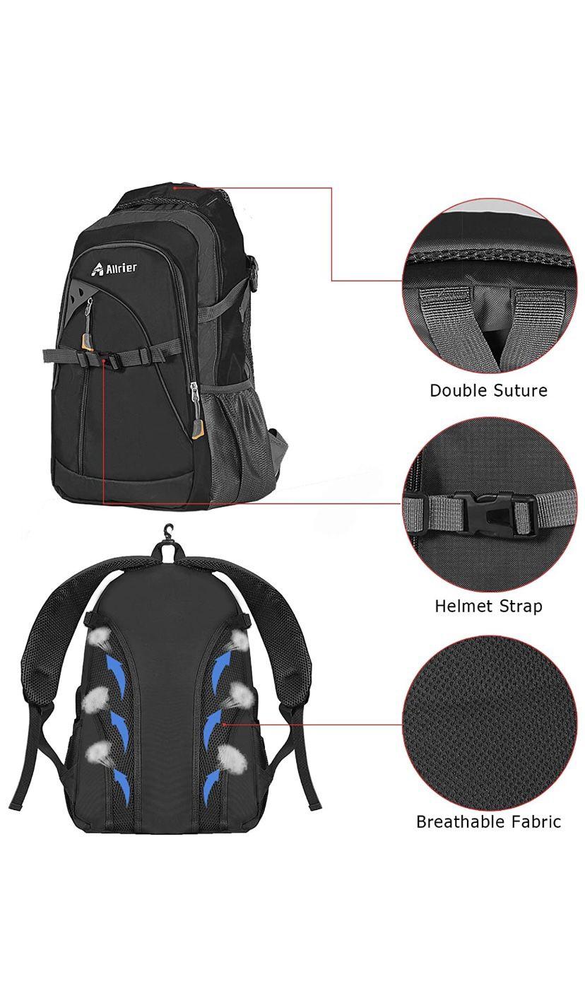 ALLRIER Baseball Backpack Bag