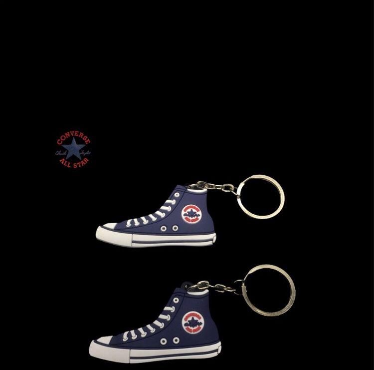 Converse Chuck Taylor Key Chain