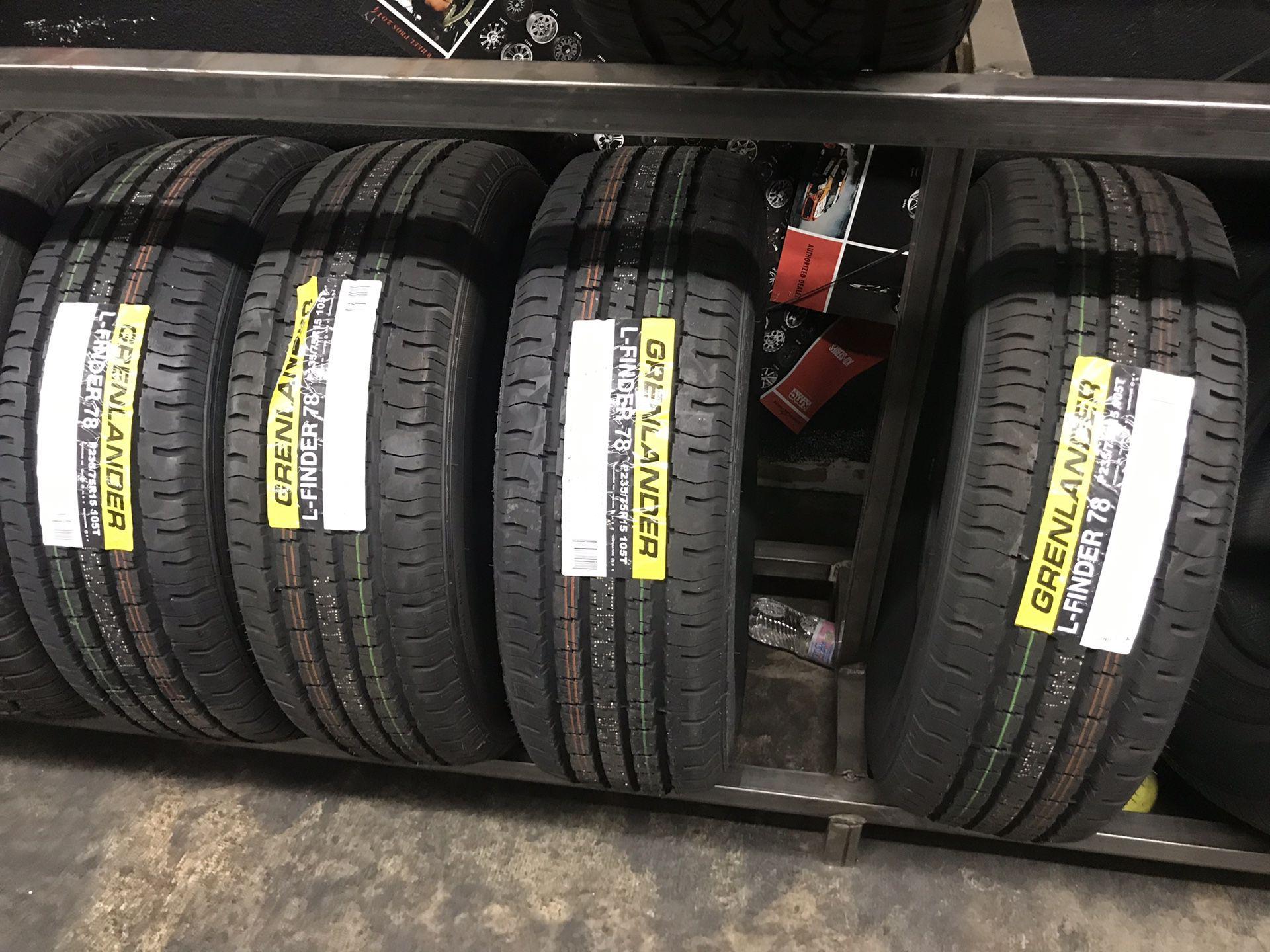 Tire sale tire sale tire sale ATW MONTCLAIR