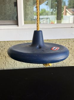 Little Tikes Rope Swing Seat Thumbnail