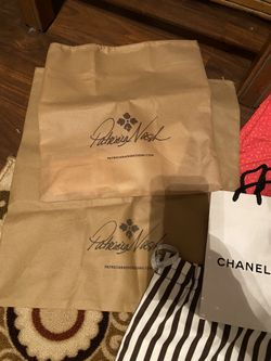 Brighton Chanel Patricia Nash Michael Kors etc. Dust  bags Thumbnail