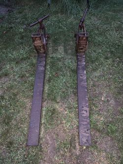Construction Forks 4000lb rated Thumbnail