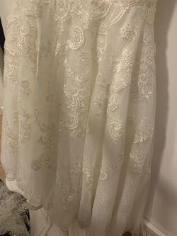 Galina Wedding Dress Size 6 Thumbnail