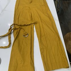 Yellow Banana Republic Pants  Thumbnail