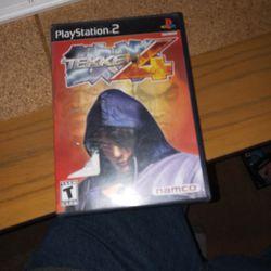 Tekken 4 Ps2 Thumbnail
