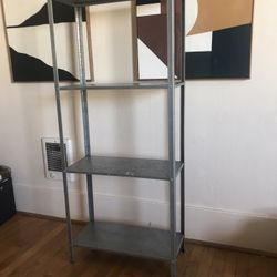 Four Shelf IKEA Storage Thumbnail