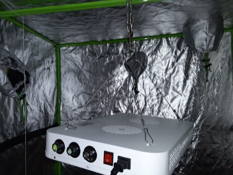 Bloomsbeast Indoor Grow Light 900 Watt ,veg Mode And Flower Mode Many Different Kids Of Lights Suited For Growing Paid $400 Asking $200 Branx New Pra