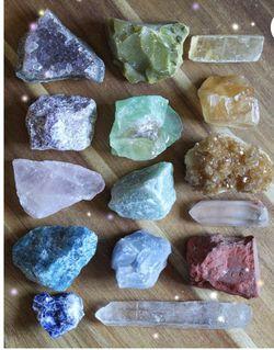Crystal healing Amethyst Crystals Thumbnail