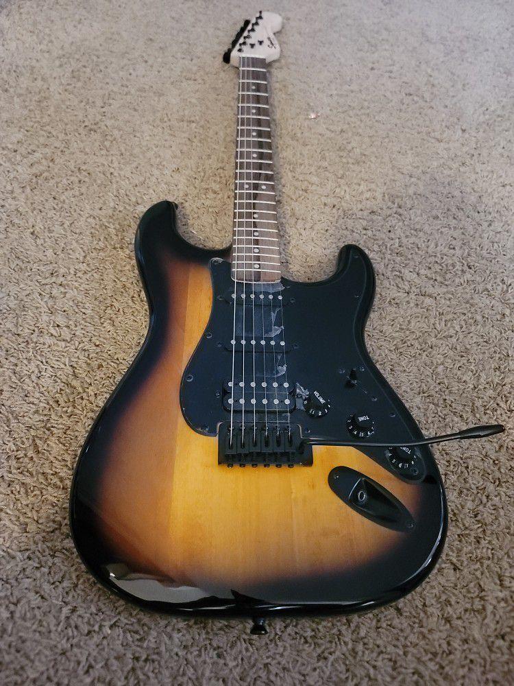 Fender Squier Electric Guitar W/ Gig Bag OBO