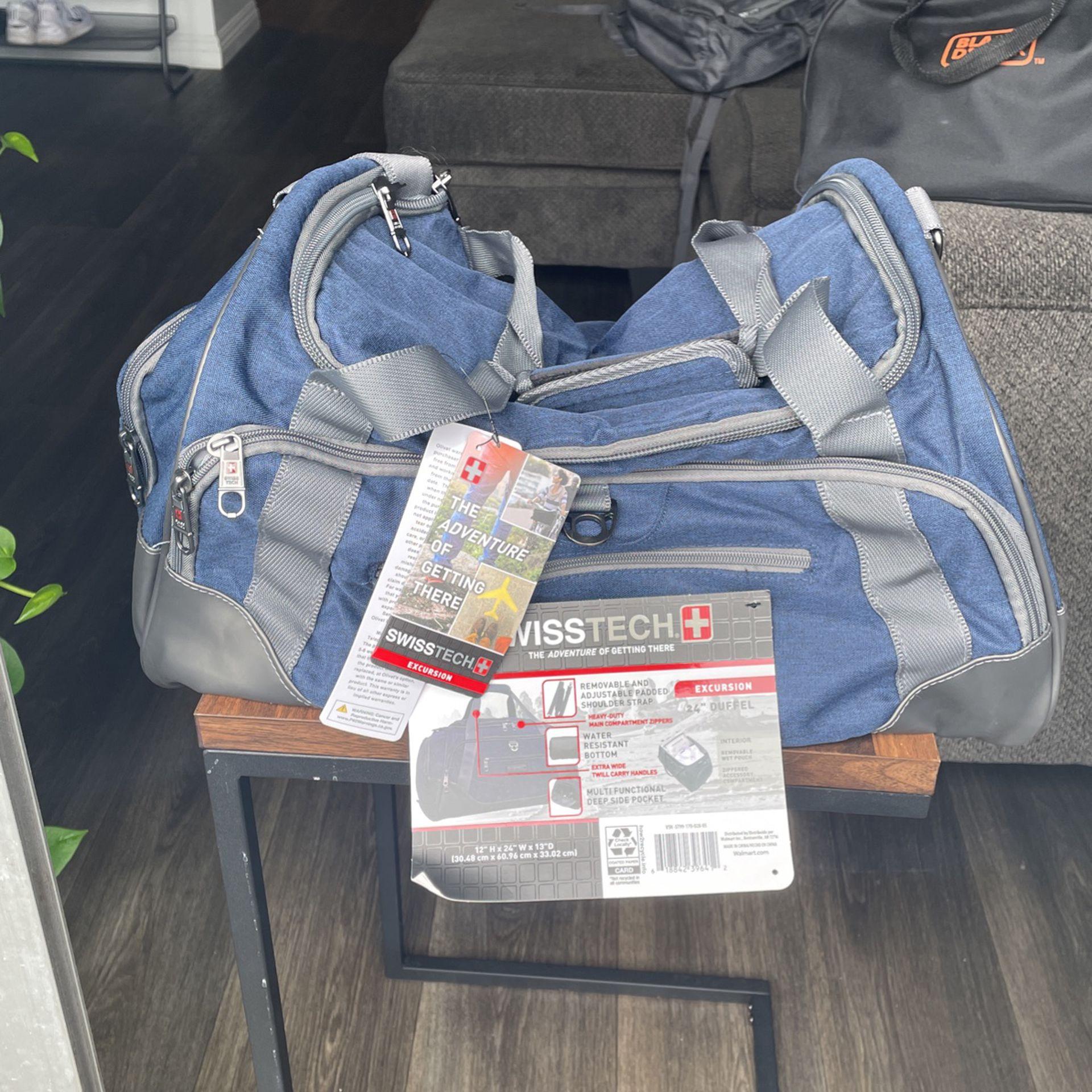 Swiss tech Bag