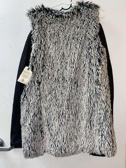 Faux Fur Vest Thumbnail