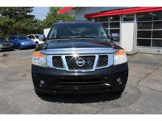 2010 Nissan Armada Thumbnail