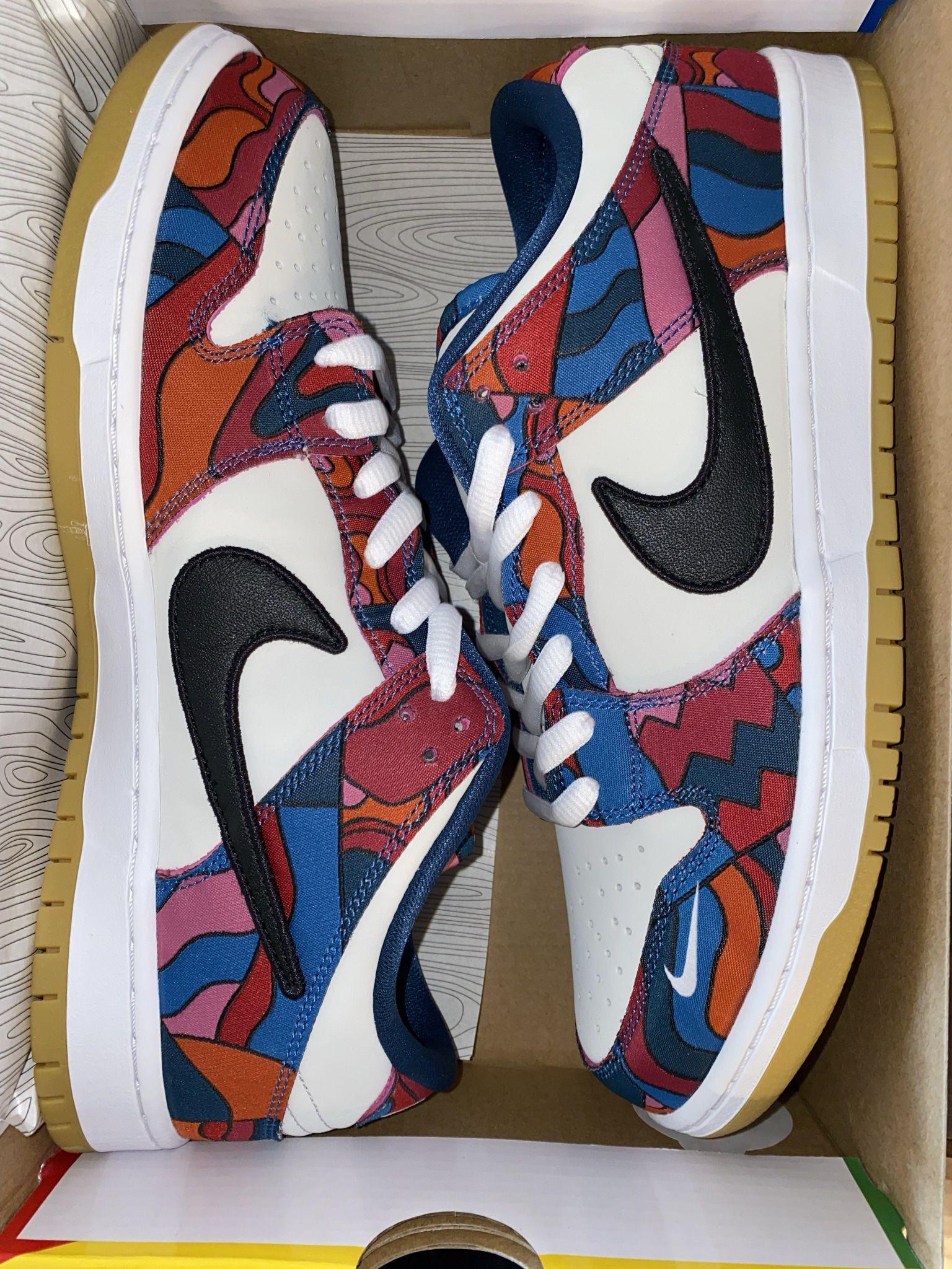 Nike Dunk Para