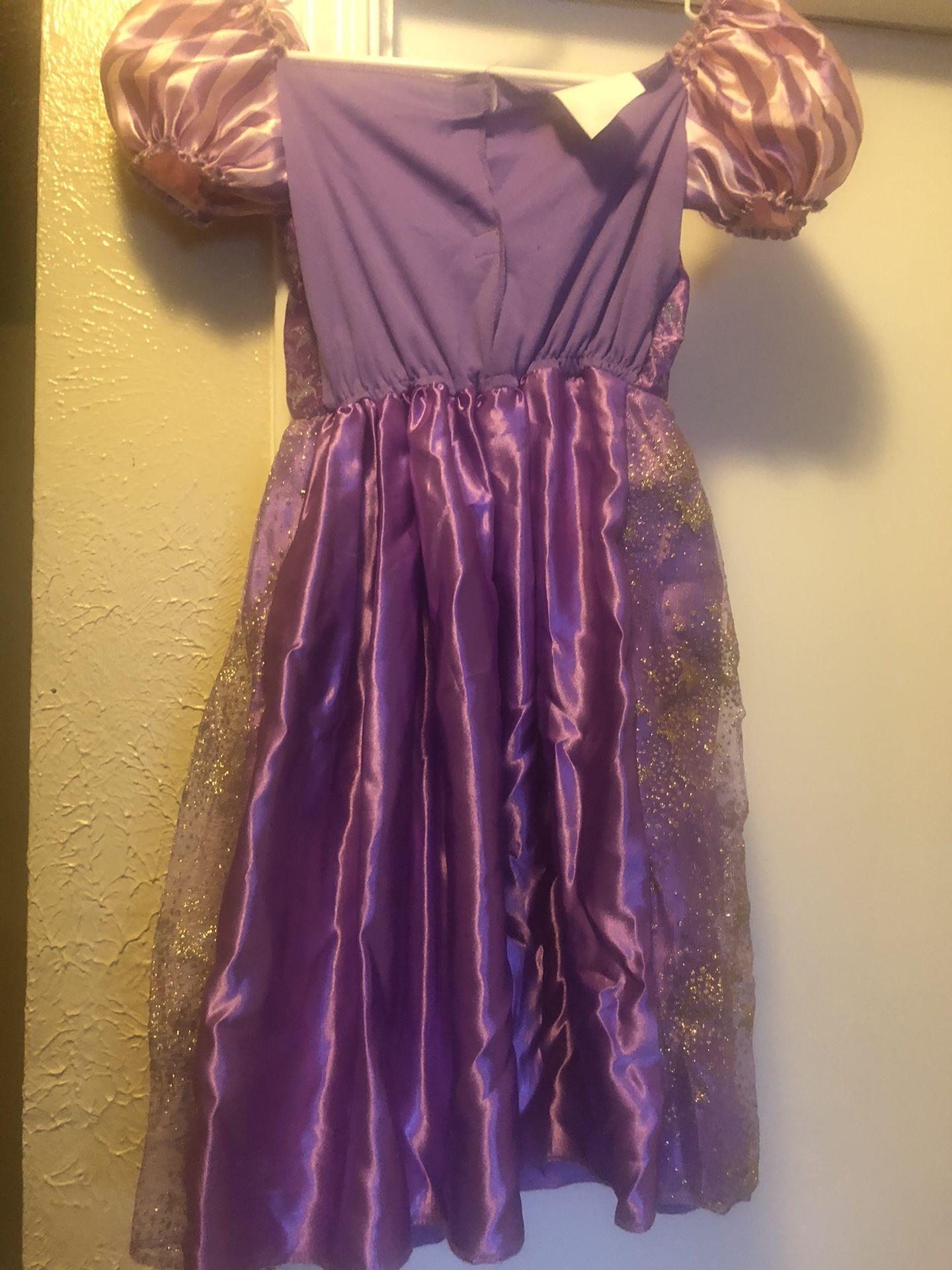 Disney dress Rapunzel