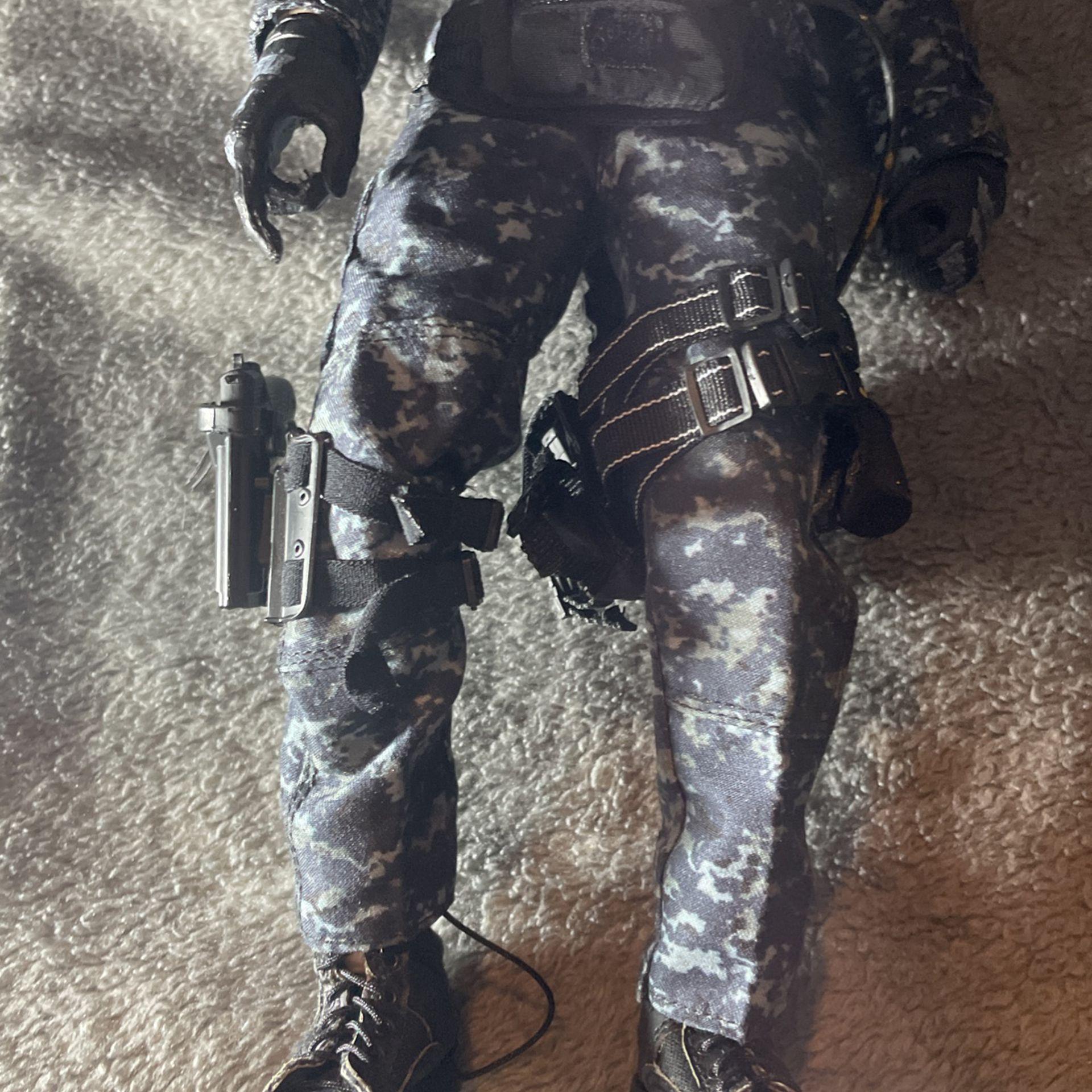 Navy Operative Figure