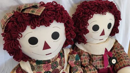 Raggedy Ann and Andy Thumbnail