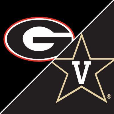 4 - Vanderbilt Vs Georgia Tickets