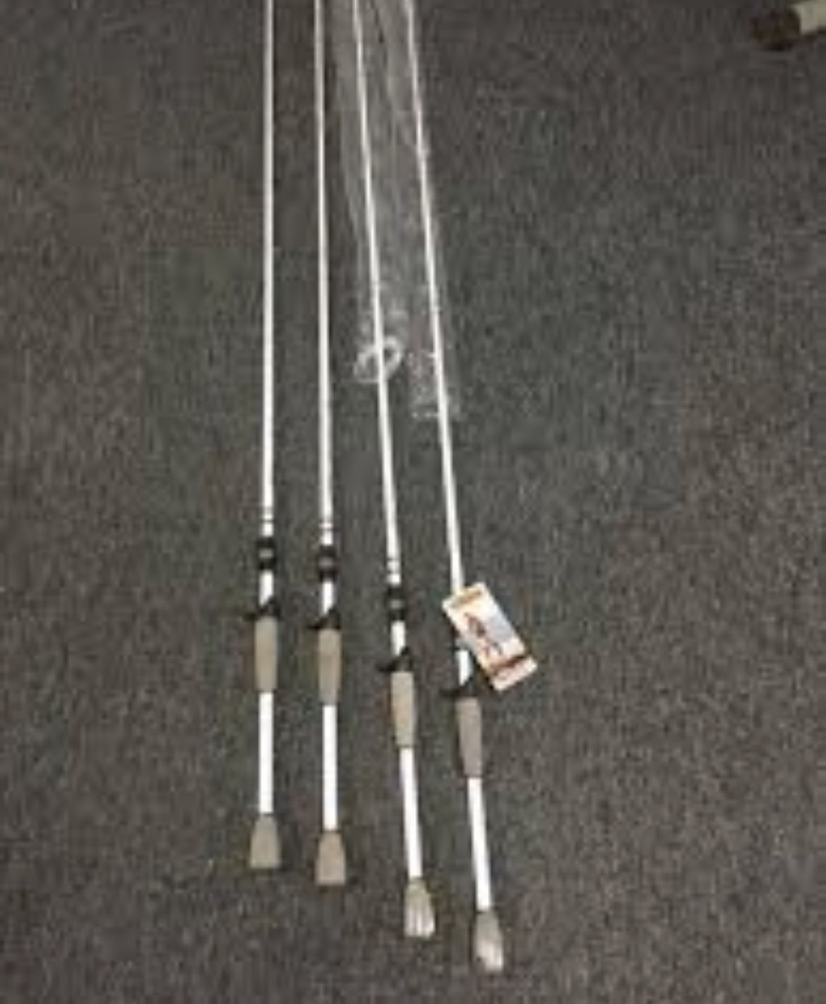Duckett Fishing Rods