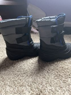 Toddler Boots (boy) Thumbnail
