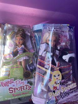 Bratz Dolls Thumbnail