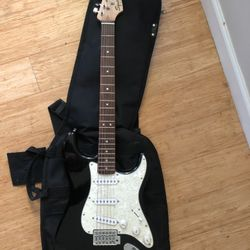 Fender Squire Strat Thumbnail
