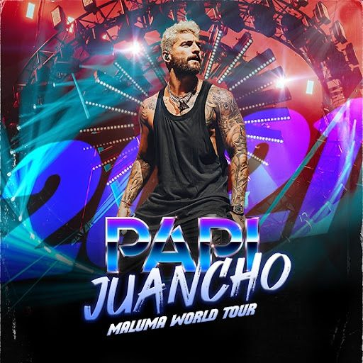 Maluma Papi Juancho Tour Tickets