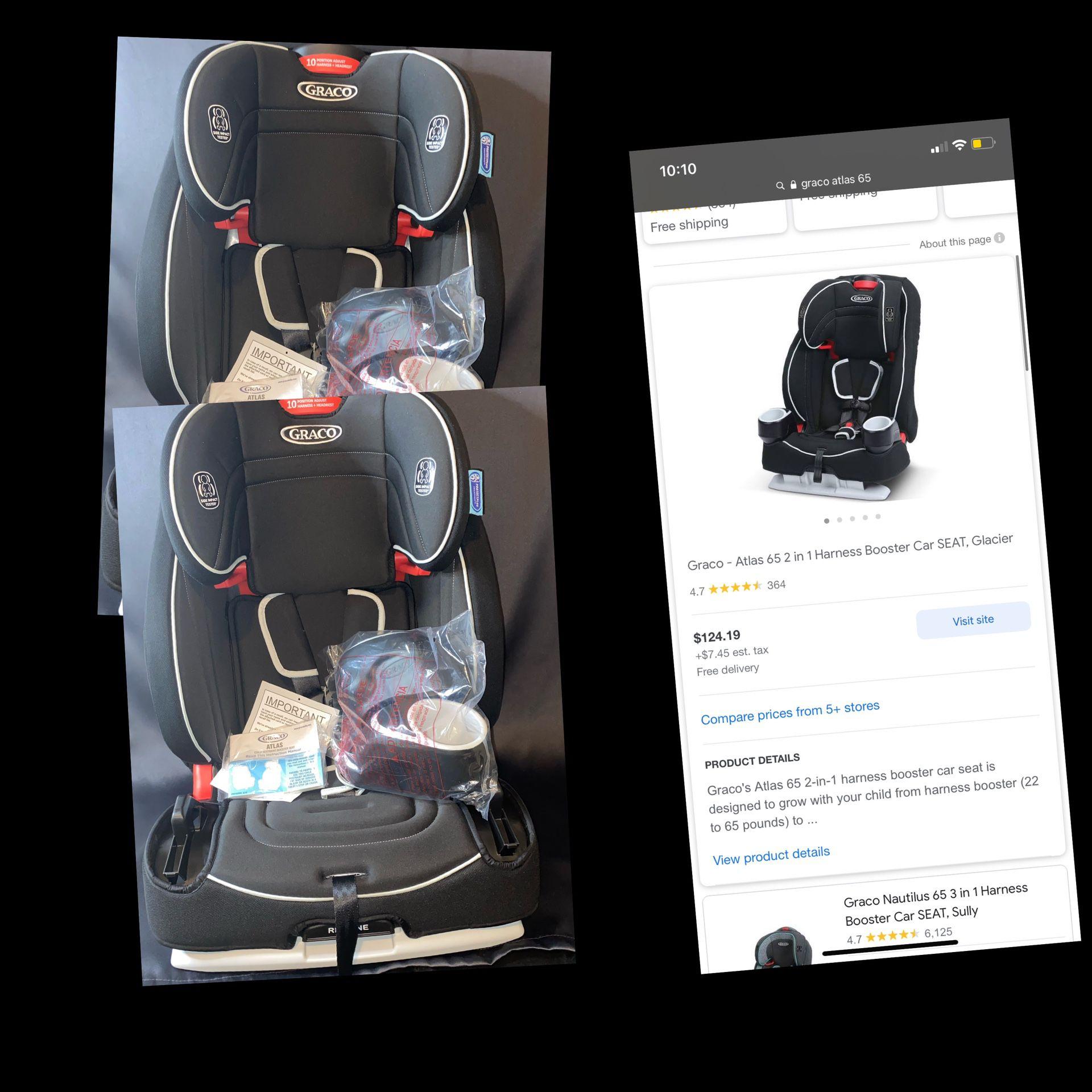 Graco Atlas 65 (Car Seat)