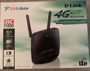 US CELLULAR D-Link (WiFi router) Thumbnail