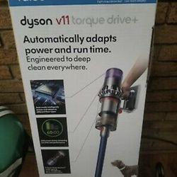 Dyson V11 Animal Cordless Stick Vacuum - Purple Thumbnail