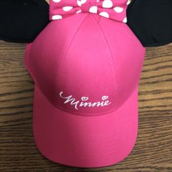 Disney Minnie Mouse Ear Hat Thumbnail