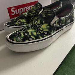 Supreme Skull Pile Vans (SZ9.5) Thumbnail