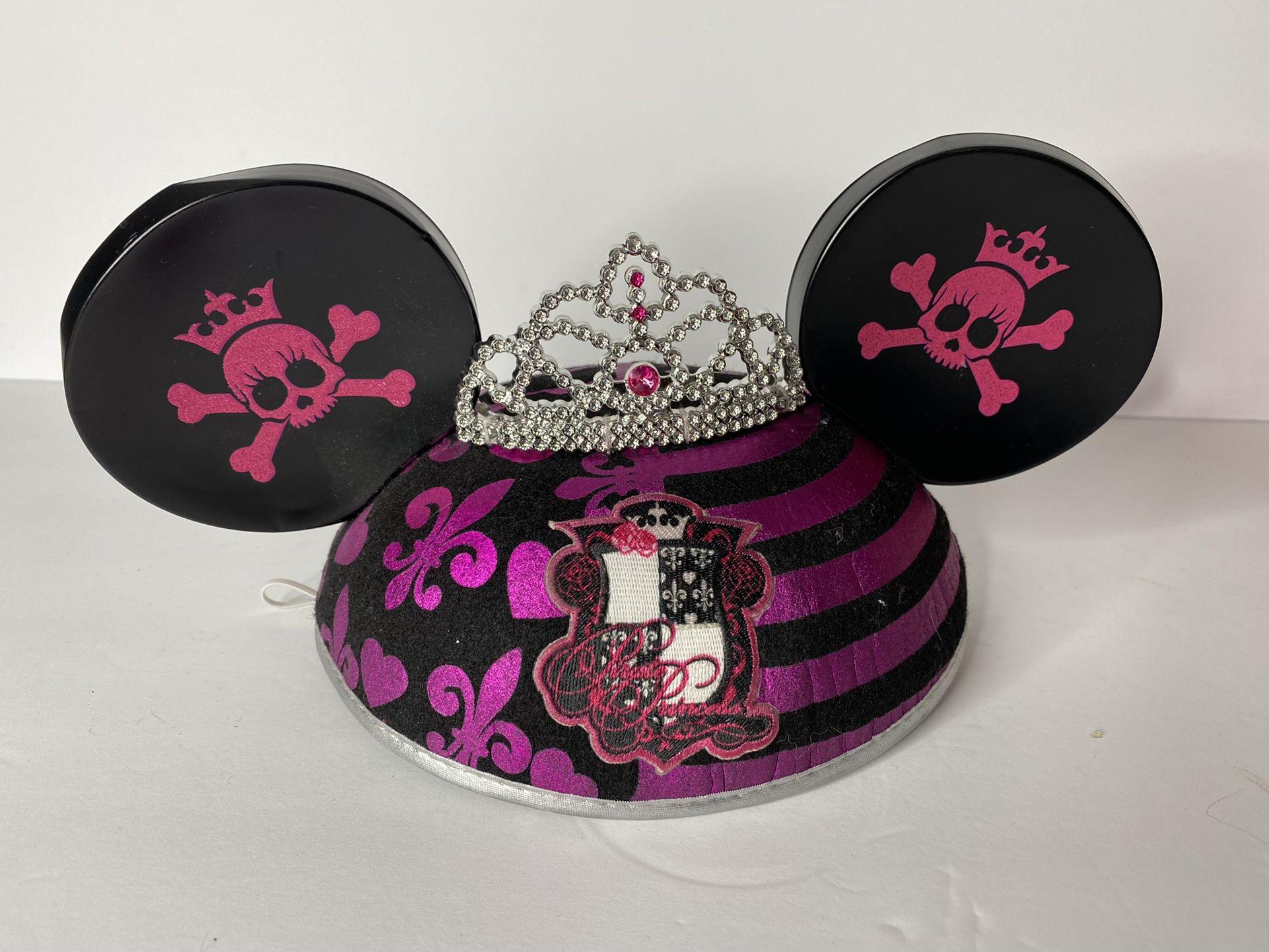 Disney Pirate Princess Mickey Mouse Ears