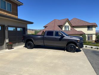 RAM OEM Alcoa Factory Black Dually Wheels and Tires Thumbnail