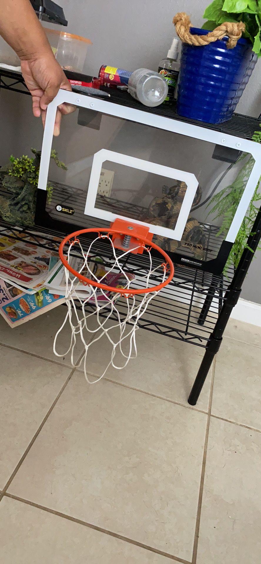 Hang On Door Basketball Hoop