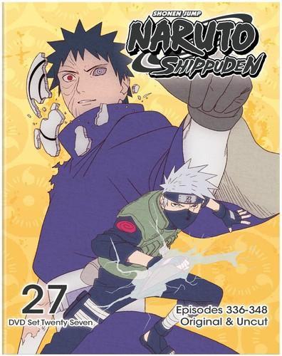 Naruto Shippuden Uncut Set 27 [DVD]