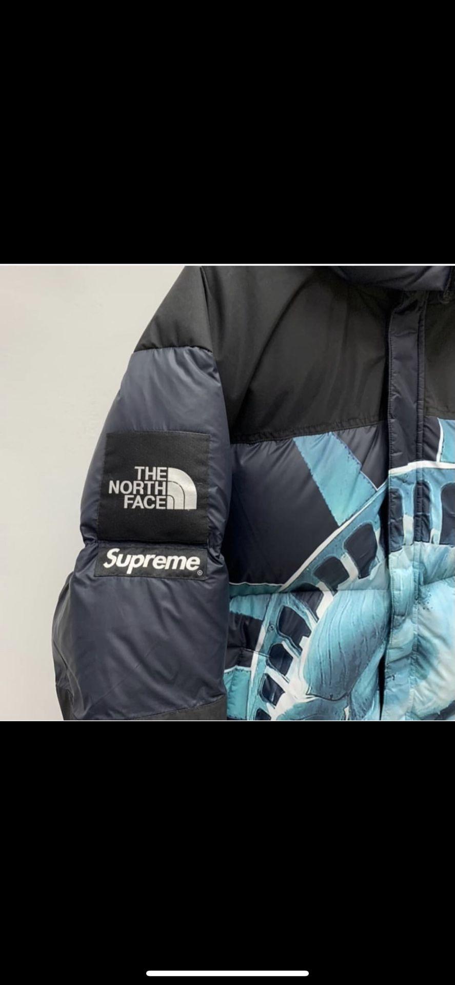 Northface X Supreme Jacket