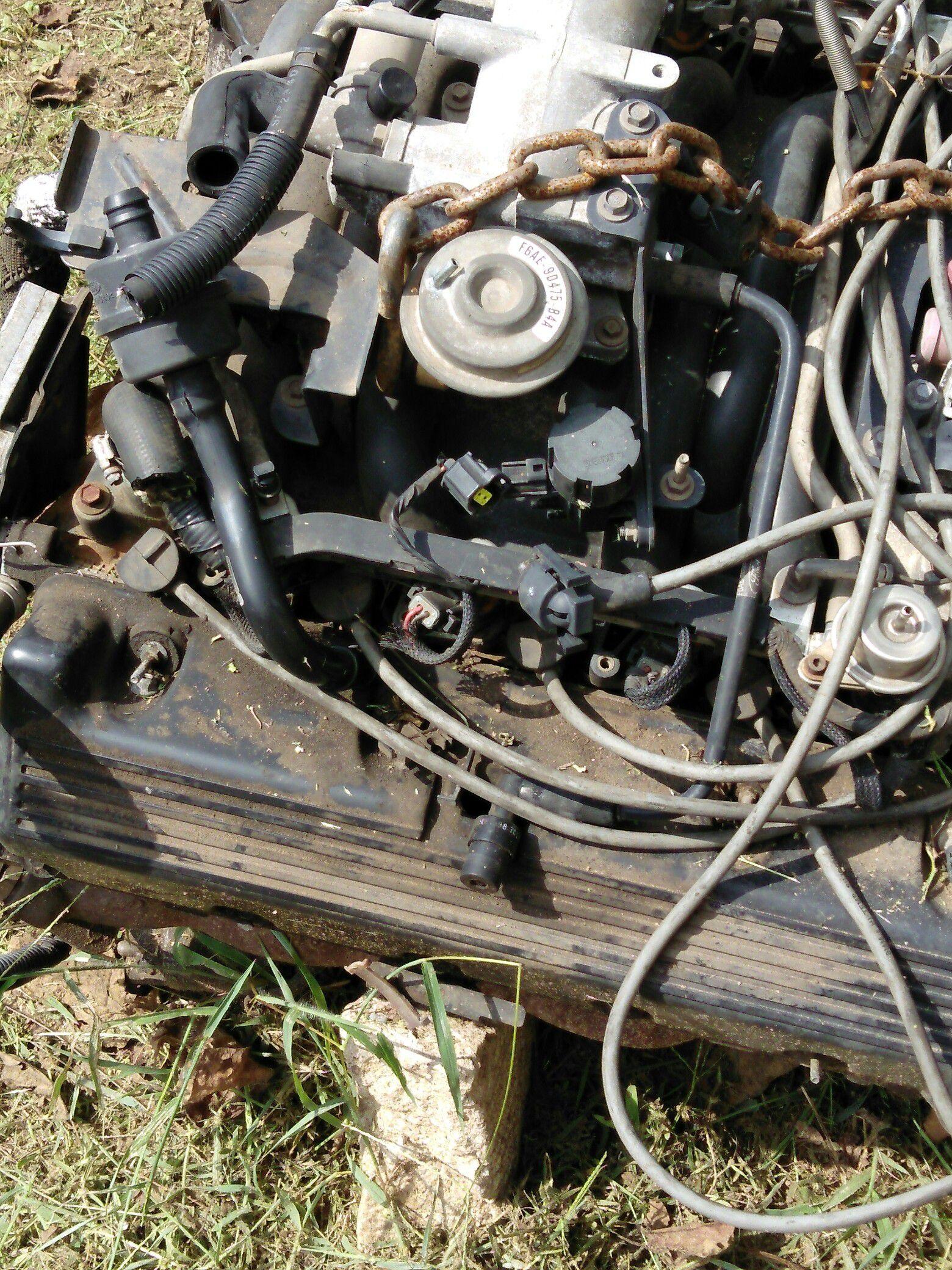Motor 97 mercury