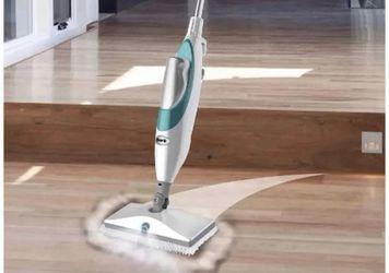 Shark SK Steam & Spray Electric Floor Steamer Mop Thumbnail