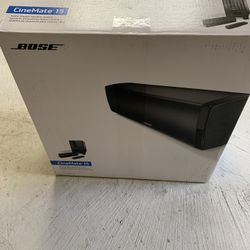 Bose Cinemate 15 Home Theater Speaker System Thumbnail