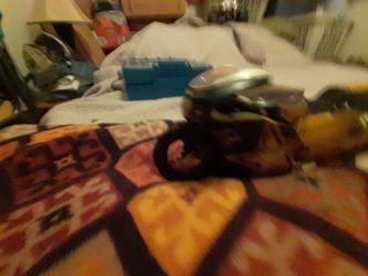 Matco Tools  Army  Drag Bike Thumbnail