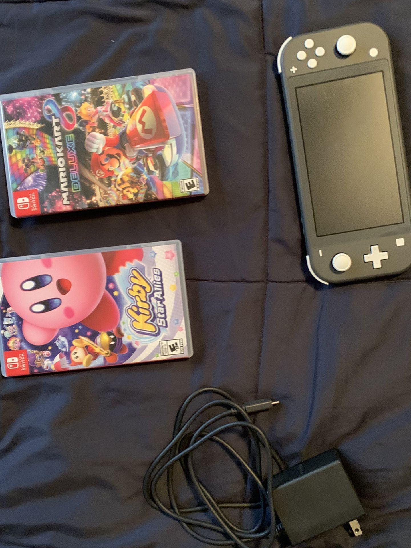 Nintendo Switch Lite +2 Games