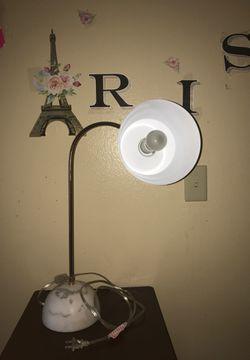 A modern desk lamp Thumbnail