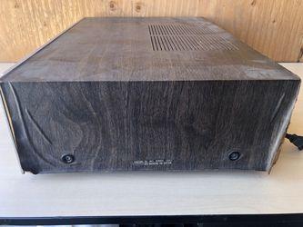 Marantz 4025 Stereo Receiver w/ Tape Deck Rare Vintage Thumbnail