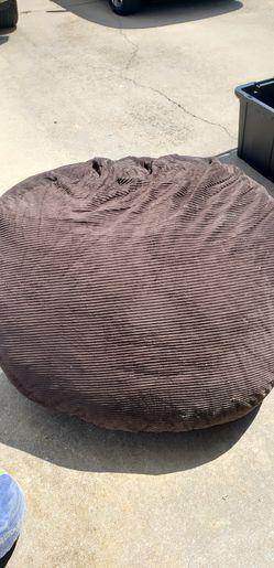 Brown Beanbag Chair Thumbnail