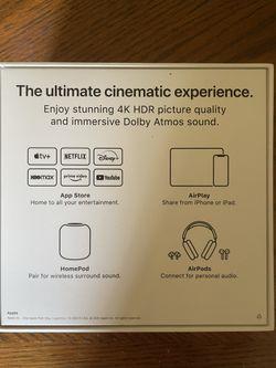 Apple TV 4K Second Generation 32gb Thumbnail