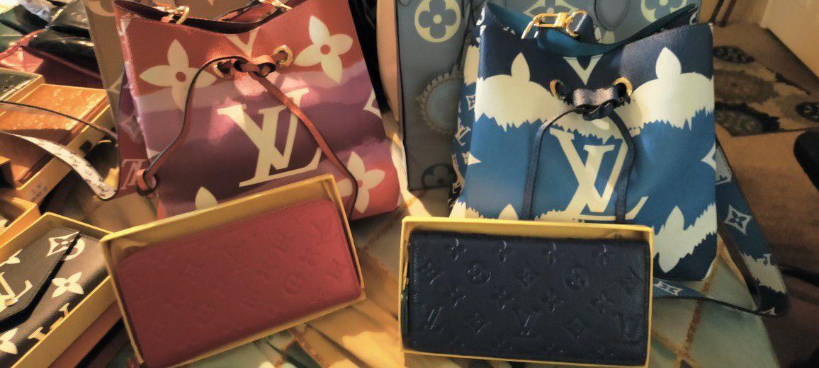 Designer Bags & Wallets