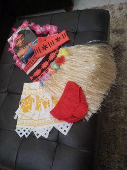 Toddler Moana Costume Thumbnail