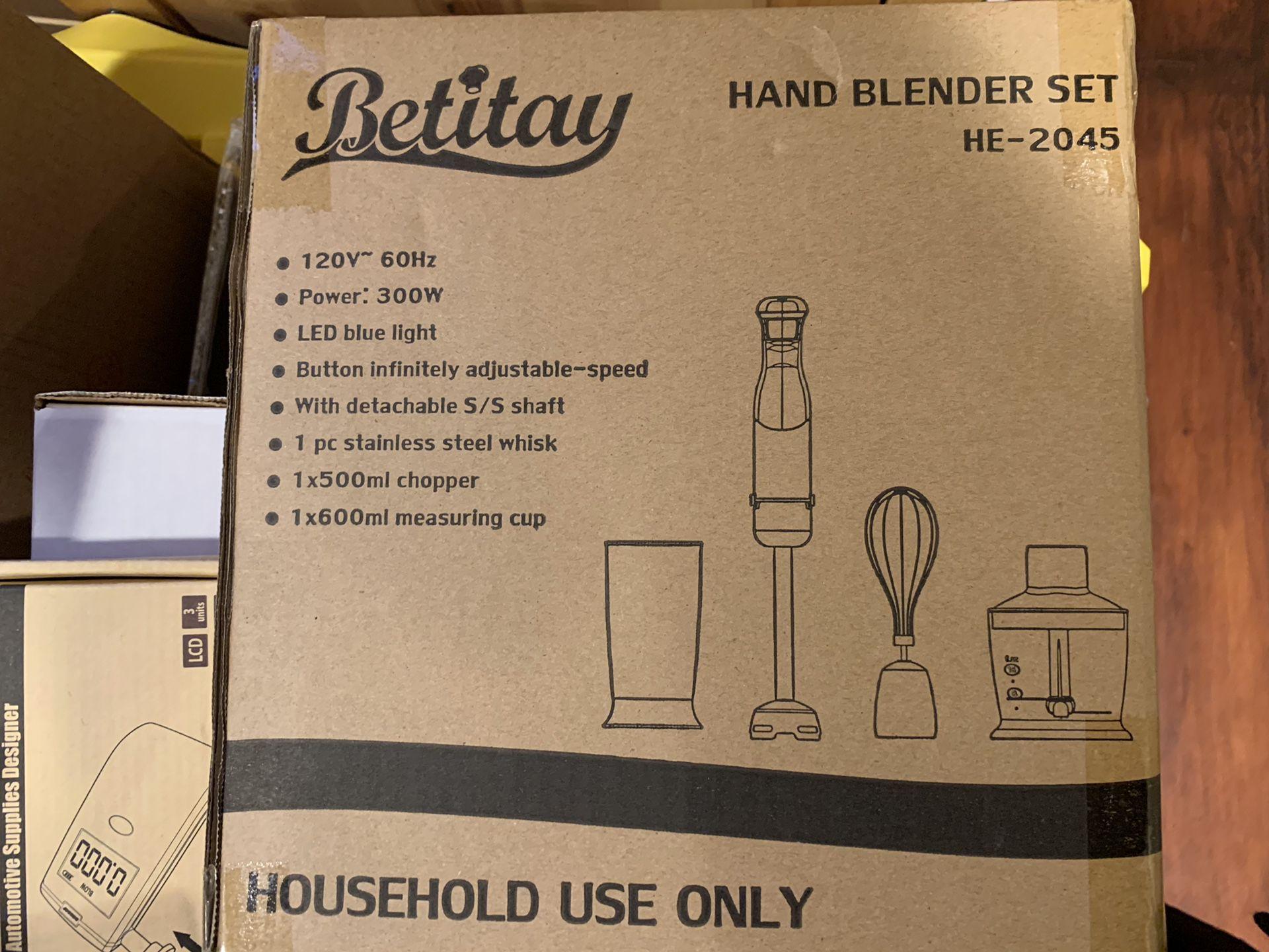 Betitay Hand blender set