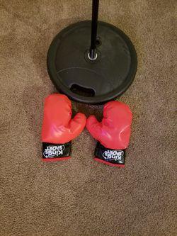 Punching bag for kids Thumbnail